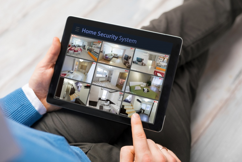 Setting Up Your Home Security Cams